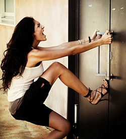 Image result for people locked out