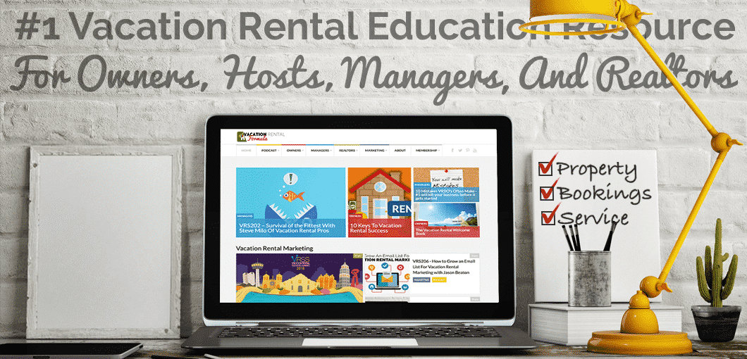 The Vacation Rental Welcome Book - Vacation Rental Formula